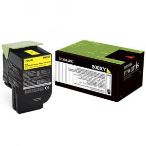 Toner Lexmark 80C8XY0 808XY  Original  Em 12x Sem Juros e Frete Grátis – Distribuidor de Toner