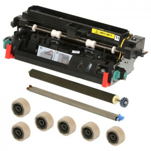 Kit de Manutenção Lexmark 40X4724 Original T650 Em 12x Sem Juros e Frete Grátis