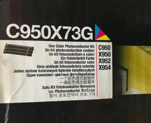 Cilindro Fotocondutor Lexmark C950X73G   Original X952  Em 12x Sem Juros e Frete Grátis