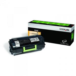 Toner Lexmark 52D4X00 524X Original MS812 Em 12x Sem Juros e Frete Grátis
