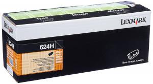 Toner Lexmark 62D4H00 624H Original MX810 Em 12x Sem Juros e Frete Grátis
