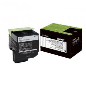 Toner Lexmark 80C8XK0 808XK Original  Em 12x Sem Juros e Frete Grátis
