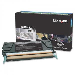 Toner Lexmark C746H1KG   Original C746N  Em 12x Sem Juros e Frete Grátis