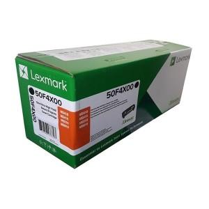 Toner Lexmark 50F4X00 50FBX00 504X 50BX Original MS410 Em 12x Sem Juros e Frete Grátis