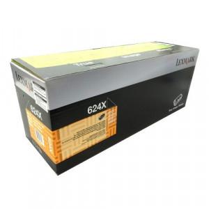 Toner Lexmark 62DBX00 624X  Original MX811  Em 12x Sem Juros e Frete Grátis – Distribuidor de Toner