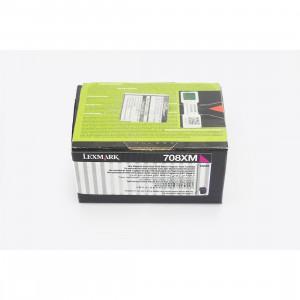 Toner Lexmark 70C8XM0 708XM Original CS510 Em 12x Sem Juros e Frete Grátis
