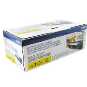 Toner Brother TN-315Y  Original HL-4570CDWT Em 12x Sem Juros e Frete Grátis – Distribuidor de Toner