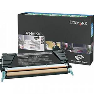 Toner Original C734 Preto – Lexmark C734A1KG