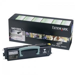 Toner Lexmark 34018HL Original E330 Em 12x Sem Juros e Frete Grátis