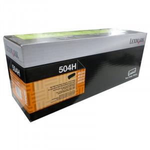 Toner Lexmark 50F4H00 504H Original MS410DN Em 12x Sem Juros e Frete Grátis