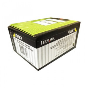 Toner Lexmark 70C8XY0 708XY Original CS510 Em 12x Sem Juros e Frete Grátis