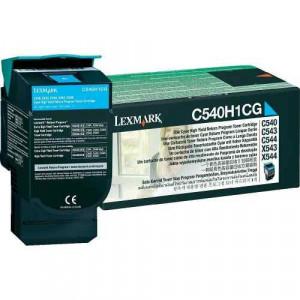 Toner Lexmark C540H1CG Original C543 Em 12x Sem Juros e Frete Grátis