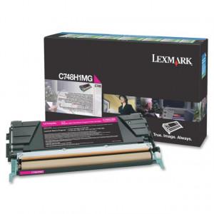 Toner Lexmark C748H1MG Original C748E Em 12x Sem Juros e Frete Grátis
