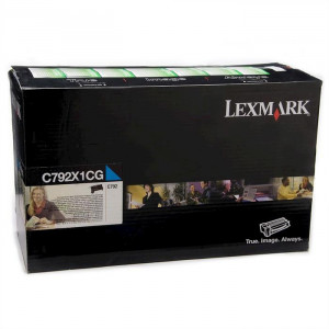 Toner Lexmark C792X1CG Original C792de Em 12x Sem Juros e Frete Grátis