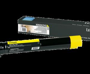 Toner Lexmark X950X2YG   Original X954 Em 12x Sem Juros e Frete Grátis
